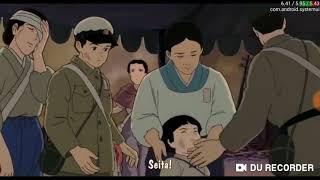 Phim Hoạt Hình Nhật - Mộ Đom Đóm tập 1