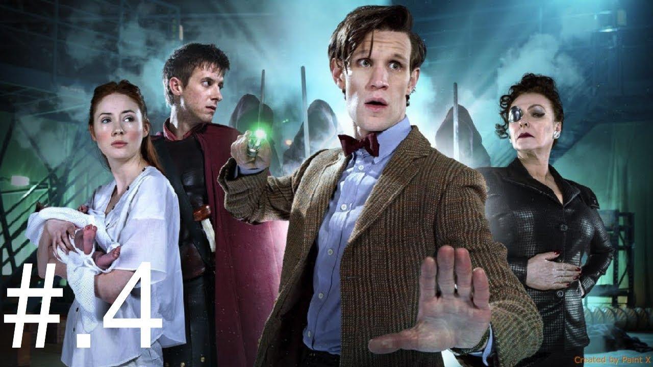 Dr Who Staffel 5