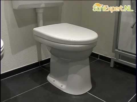 Vlakspoel Toilet Hangend : Sphinx serie basic closet vlakspoel ao youtube