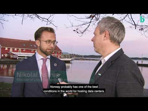 BULK Talk about Norway as a Data Center Nation