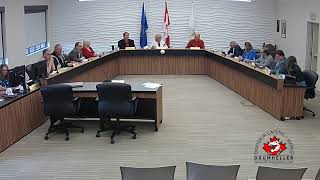 Town of Drumheller Council Commitee Meeting May 6, 2019