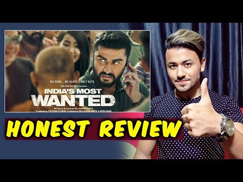 india's-most-wanted-honest-review-|-arjun-kapoor-|-raj-kumar-gupta