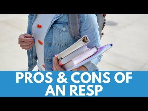 Pros & Cons of an RESP