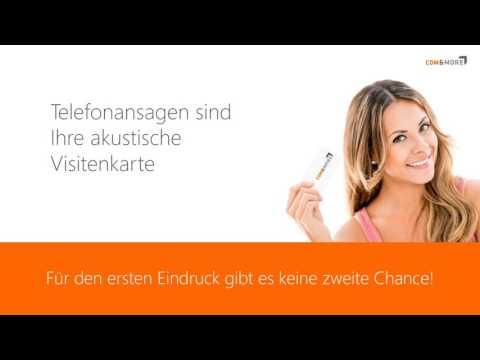 Com&More: Audiomarketing mit Telefonansagen