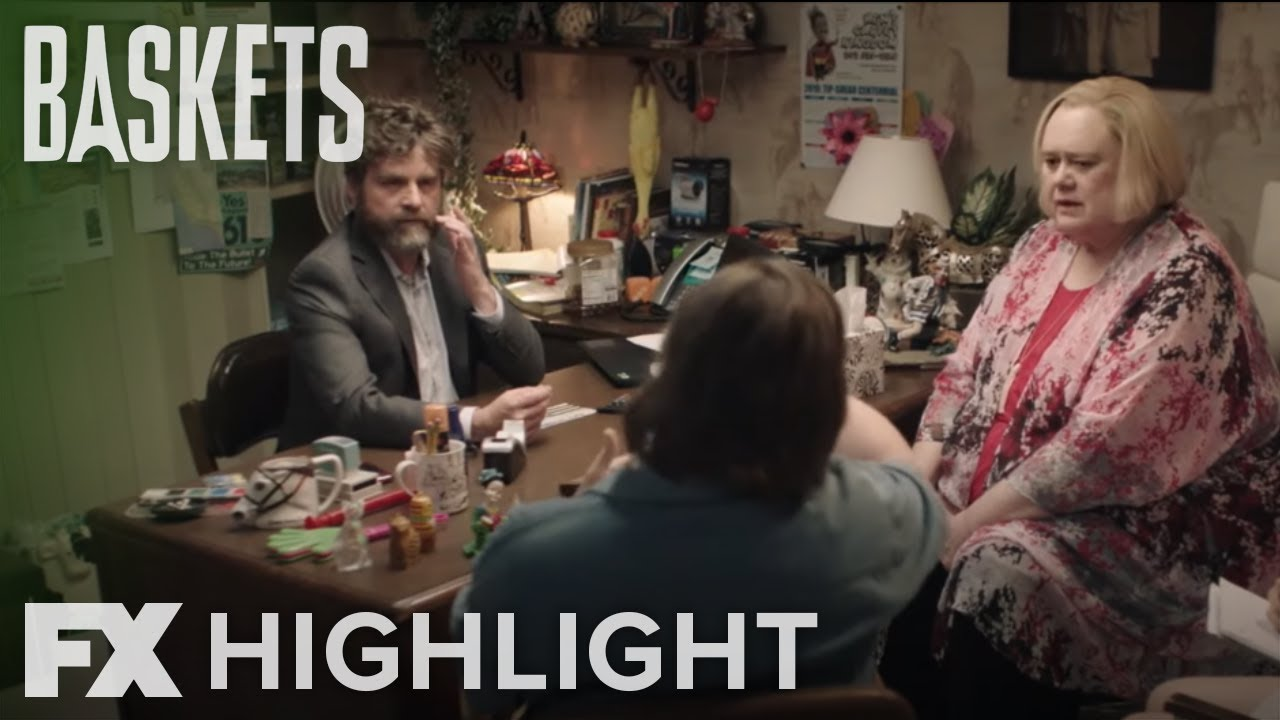 Download Baskets | Season 4 Ep. 8: Chip Rallies the Family Highlight | FX