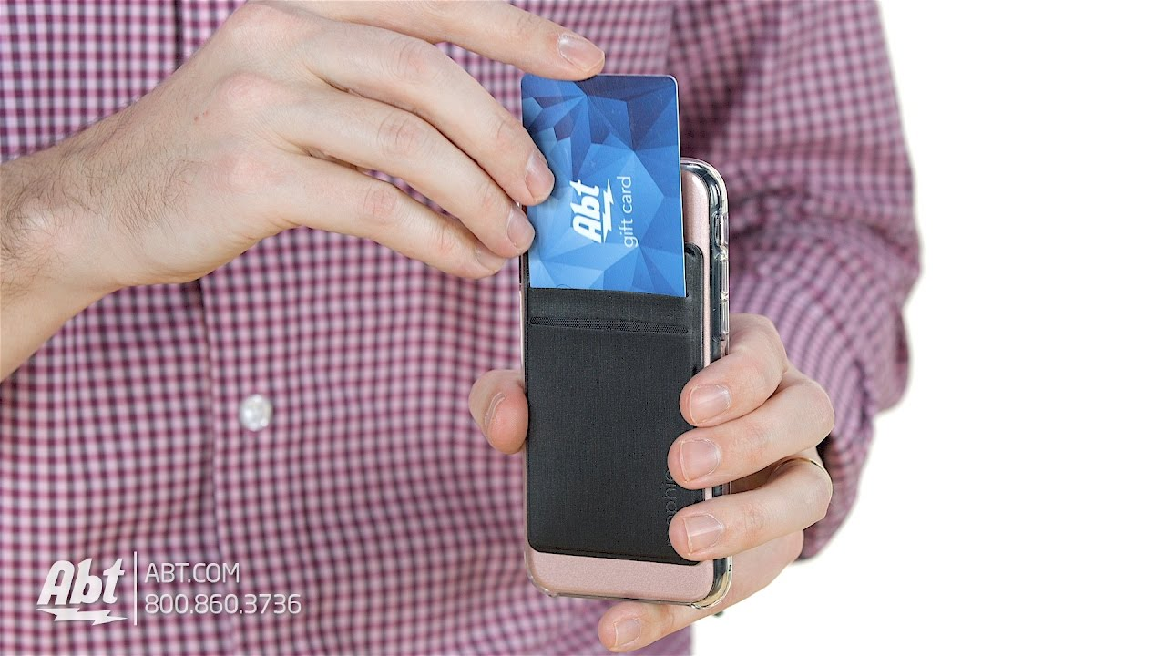 watch 7c9a2 8726d Mophie Hold Force Wallet