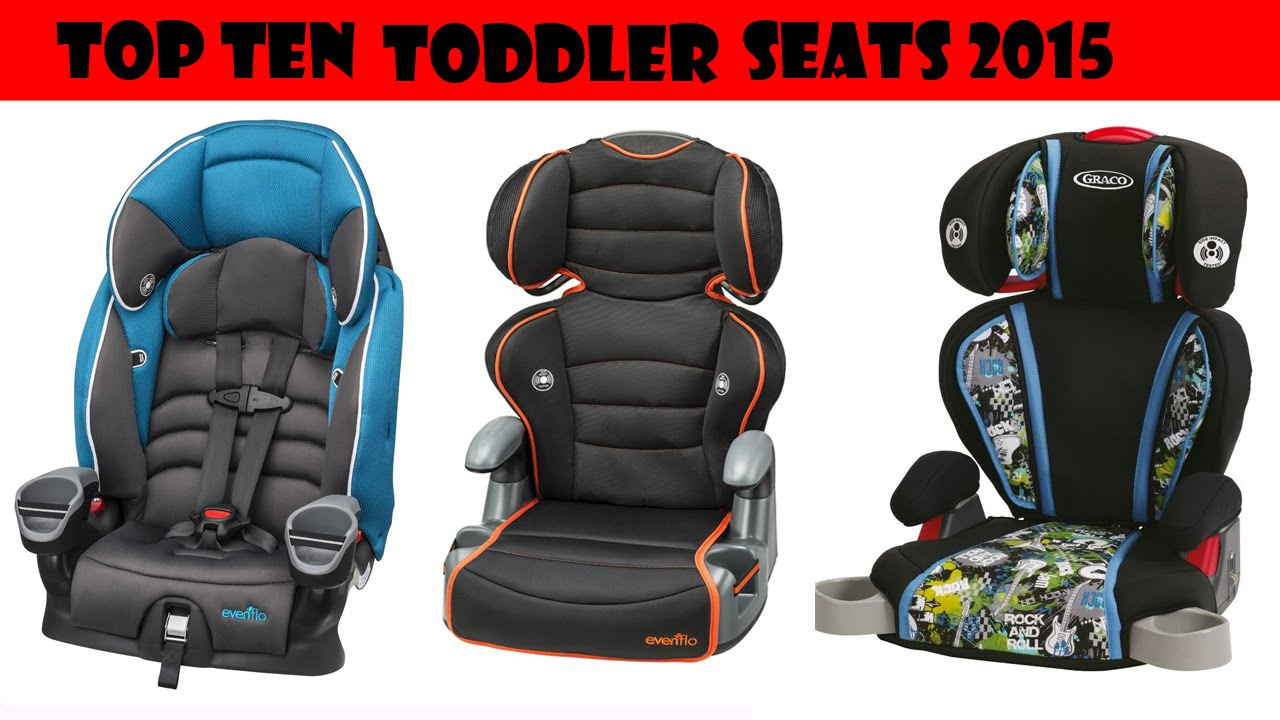 Top Ten Best Sellers Toddler Car Seats 2015 - YouTube
