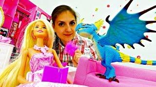 Игры для девочек с Барби: профессия - актриса