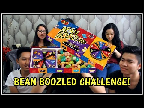 BEAN BOOZLED CHALLENGE! (with Friends) [INDONESIA]
