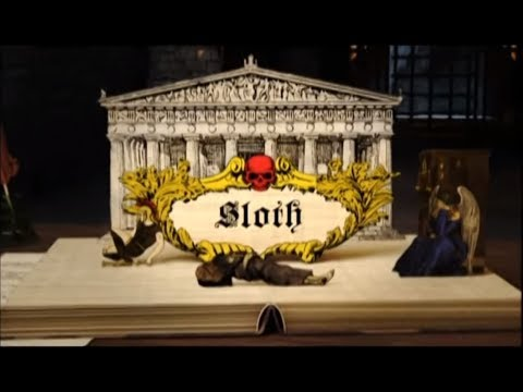 SLOTH documentary !! HISTORY CHANNEL#seven deadly sins HD