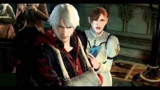 Devil May Cry 4 - Opening, Tutorial, Mission 01; Birds Of A Feather