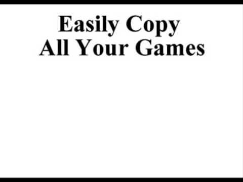 Backup PS3 Games  Backup Wii Games  Backup Xbox Games - Backup PC Games - Backup Video Games