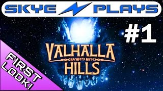 Valhalla Hills Part 1 ►A First Look!◀ Gameplay [1080p 60 FPS]