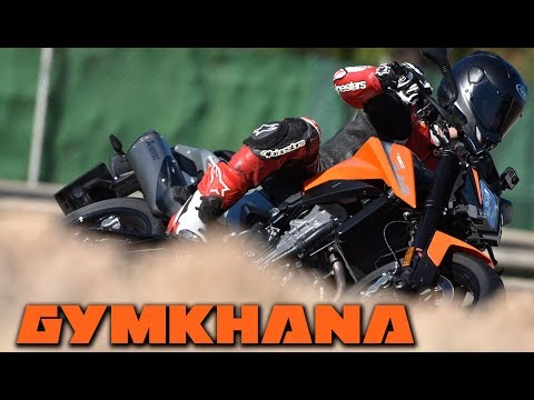 KTM 790 Duke / Gymkhana / MotoGeo Review