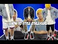 HOW TO STYLE ATHLEISURE!