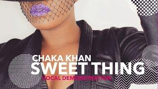 LRenee Covers Chaka Khan