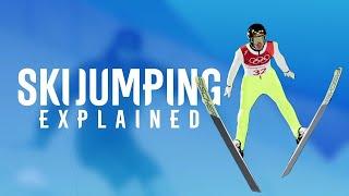 Sports Explainer: How Ski Jumping Works   Eurosport