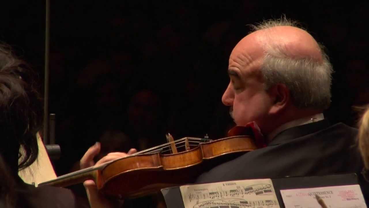 """Concertmaster Glenn Dicterow on Richard Strauss's """"Ein Heldenleben"""""""