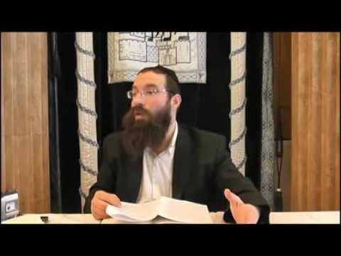 מדוע המגילה נקראת על שם אסתר - הרב מנחם דוברוסקין