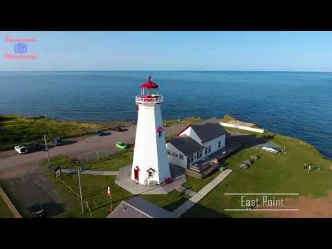 Prince Edward Island from above 2018