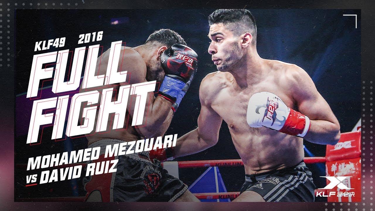 KLF 49: Mohamed Mezouari vs David Ruiz FULL FIGHT-2016