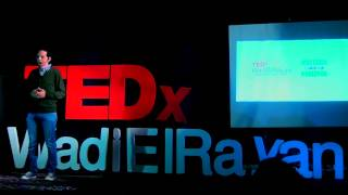 The Art of Self-Acceptance - فن تقبل الذات | Adel Fakhry | TEDxWadiElrayan