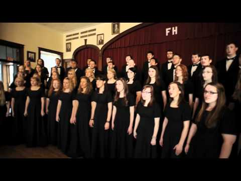 "Chorale - ""The Lord Bless You & Keep You"""