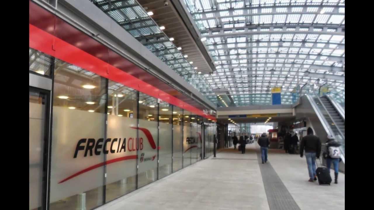 Torino la nuova stazione di porta susa youtube - Porta susa stazione ...