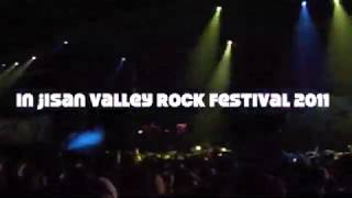 The Chemical Brothers - Leave Home, Galvanize Mix to Block Rockin' Beats Finale (Live at JISAN 2011)