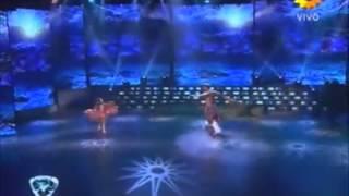 La conmovedora zamba de Noelia Pompa y Facundo Mazzei