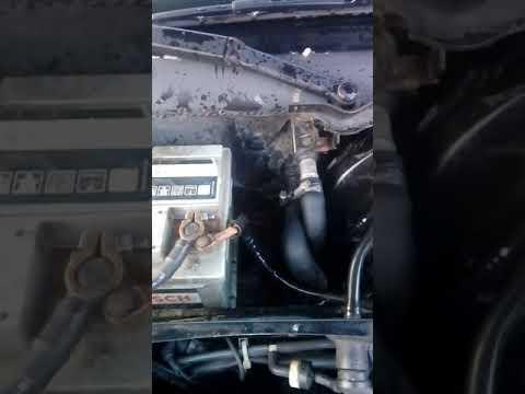 Не спешите промывать радиатор печки А6 C5 2.5tdi