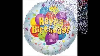 ☆★☆★ اجمل مكس اغاني ميلاد اهداء الى حبيبت عمري توتة عيد ميلاد سعيد حياتي☆★☆★
