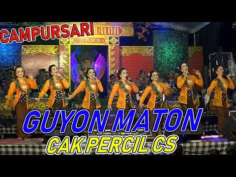 CAMPURSARI GUYON MATON | Di Ds. Ngreco Kandat Kediri 31 Januari 2020
