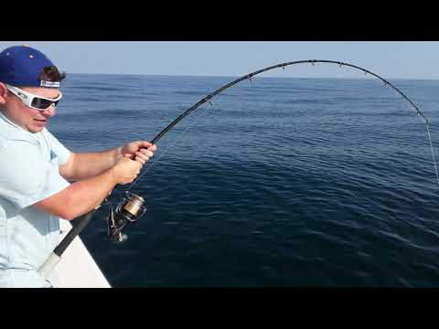 Daytona Fishing Charters With Capt Leon