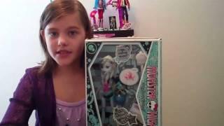 Monster High Lagoona Blue Doll Review