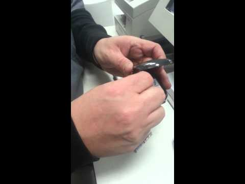 2011 Xj Jaguar Key Fob Battery Replacement