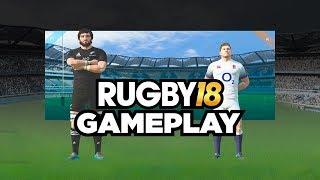 Video RUGBY 18 | ALL BLACKS VS ENGLAND GAMEPLAY! download MP3, 3GP, MP4, WEBM, AVI, FLV Agustus 2018