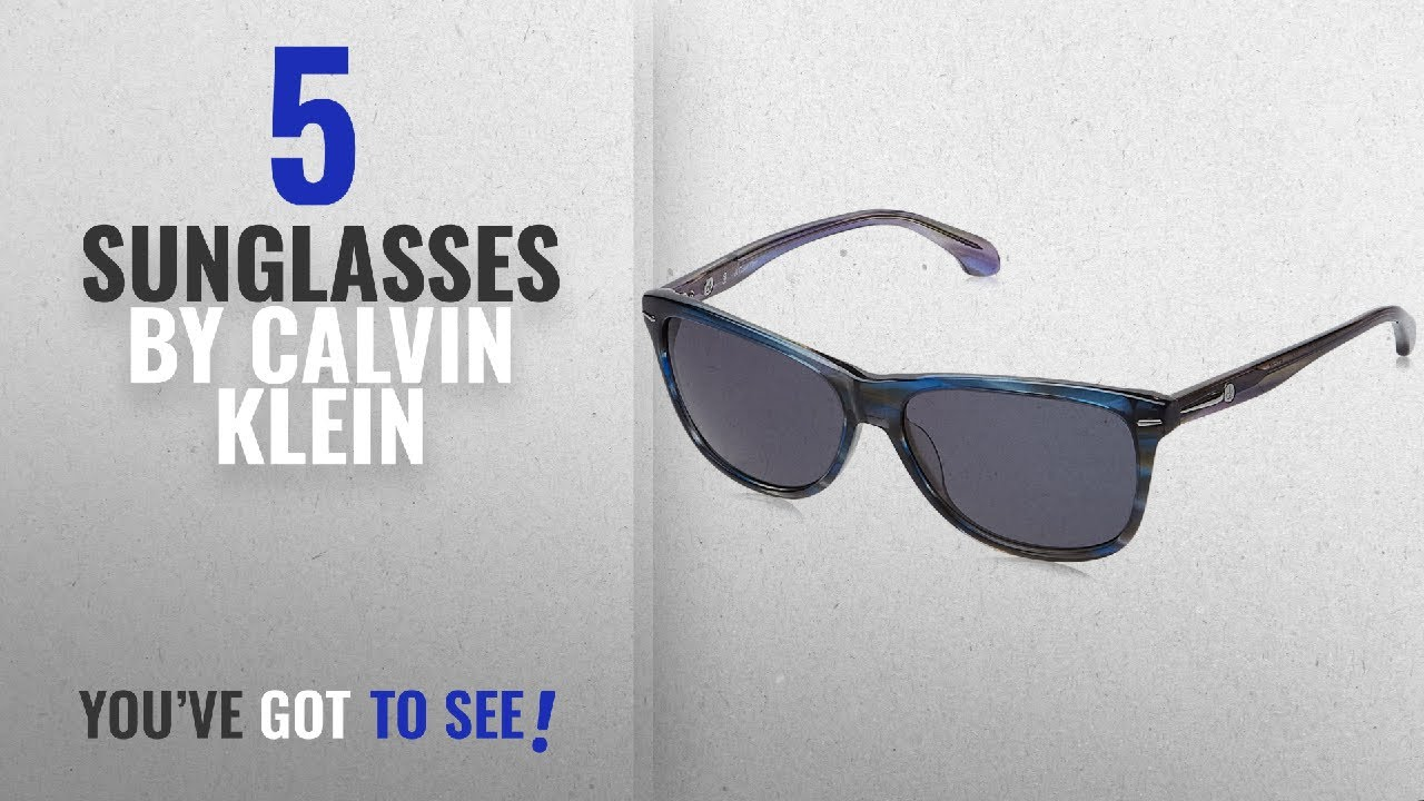 2ad8c53edf9 Top 10 Calvin Klein Sunglasses  2018   Calvin Klein UV protected ...
