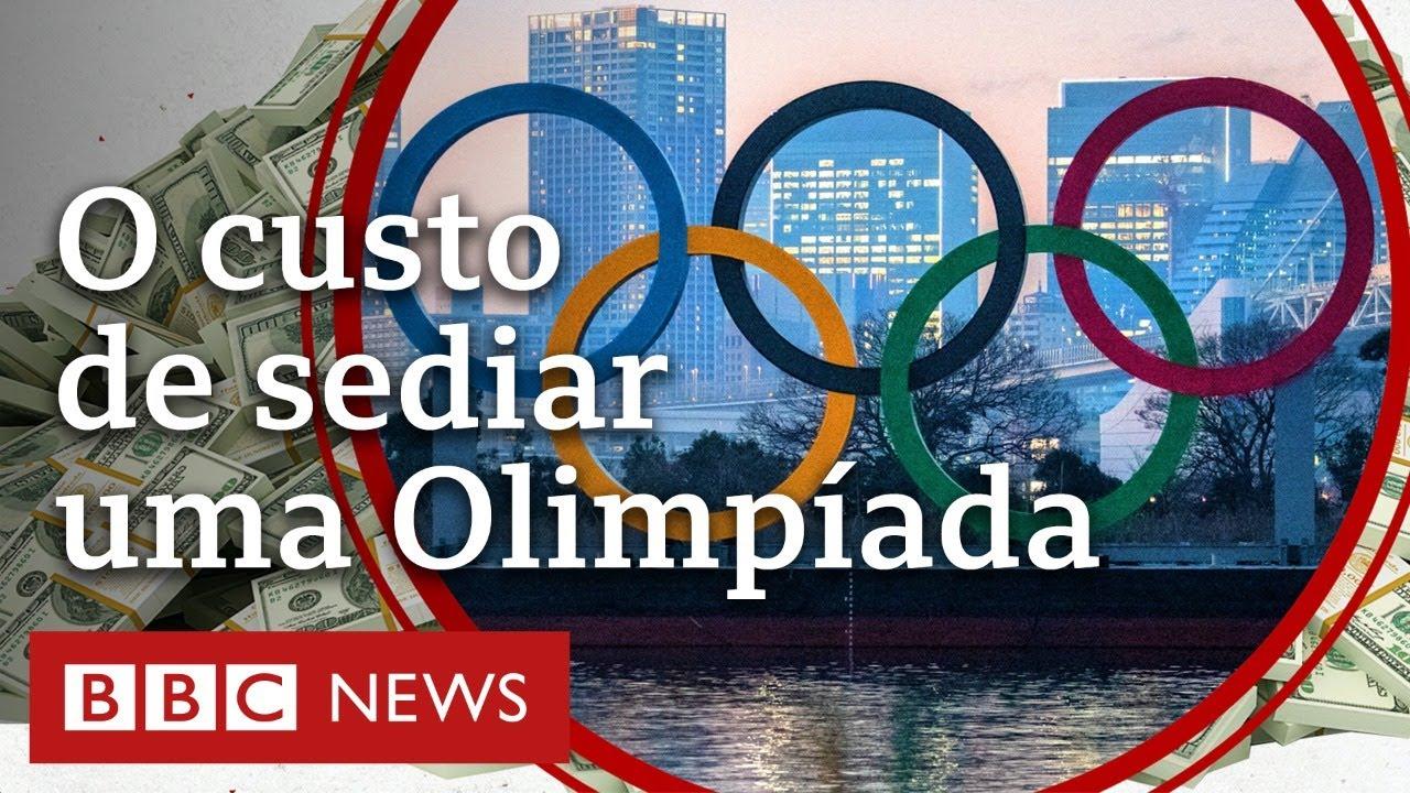 Quanto custa sediar os Jogos Olímpicos?