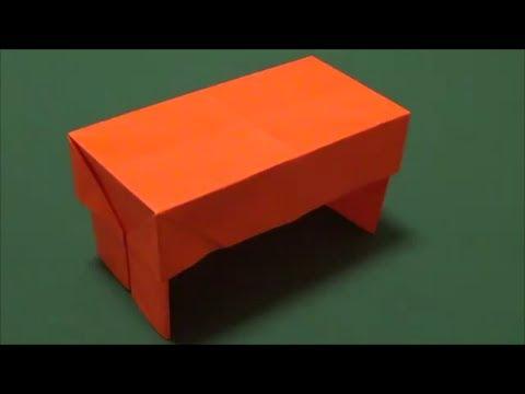 ハート 折り紙:折り紙 テーブル-youtube.com