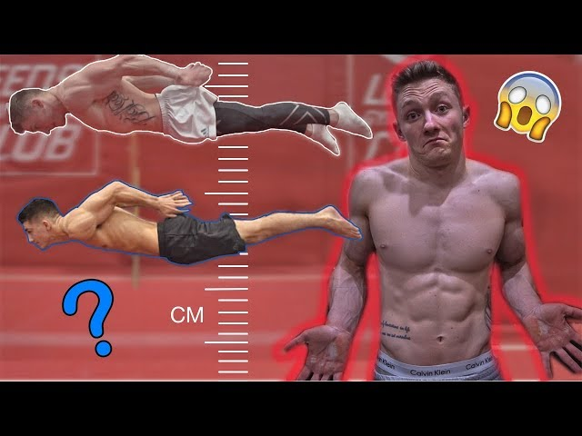 CALLING OUT OLYMPIC CHAMPIONS!?  {Press Up Challenge}