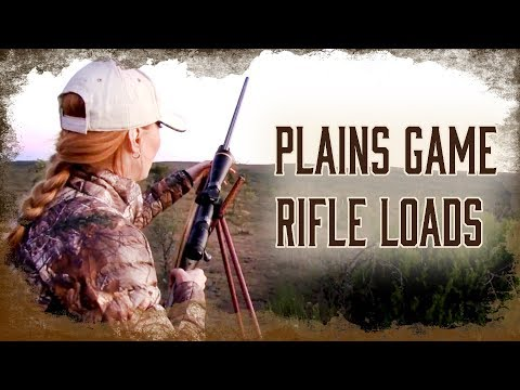7 BEST Rifle Loads To Take Down African Plains Game | 7
