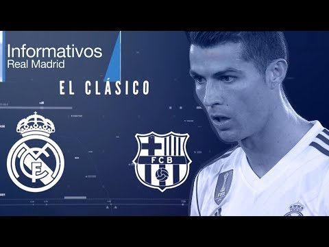 Real Madrid TV Noticias (22/12/2017) | Previa Real Madrid vs. Barcelona 23-D