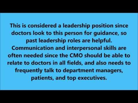 Chief Medical Officer Job Description   FortBendCountyJobs.us