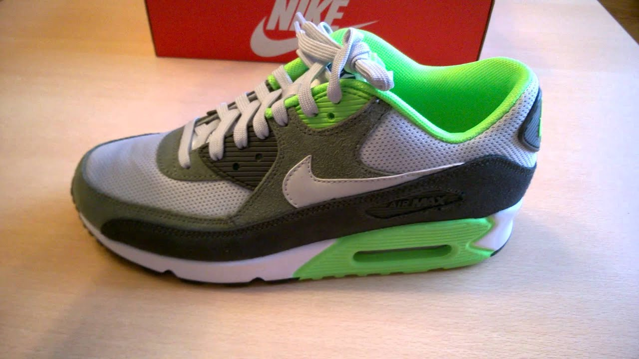 best website 8b8a3 8fae5 Unboxing butów  shoes Nike Air Max 90 Essential 537384-045