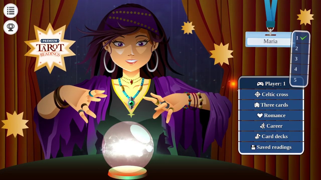 New Tarot 2.0 for PS4 - CrazySoft Limited 2019-03-26 13:46