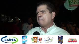 Mauro Filho fala dos encaminhamentos de obras de Estradas em Limoeiro, Potiretama e Érere.