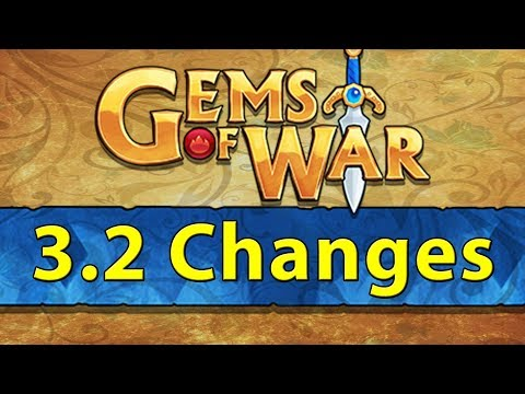 Gems of War: Version 3.2 Changes
