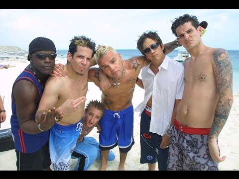 "Crazy Town  live 2003 ""Change"""