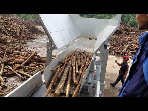 Heavy Duty Wood Chipper 20TPH